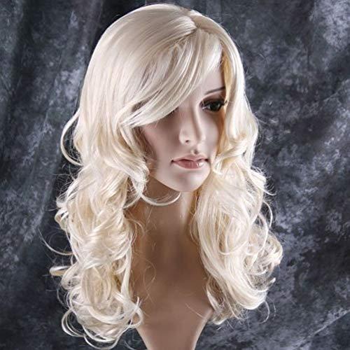 Perruque Blonde Halloween (BERON 24
