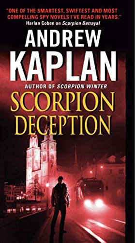 Scorpion Deception (Scorpion Novels)