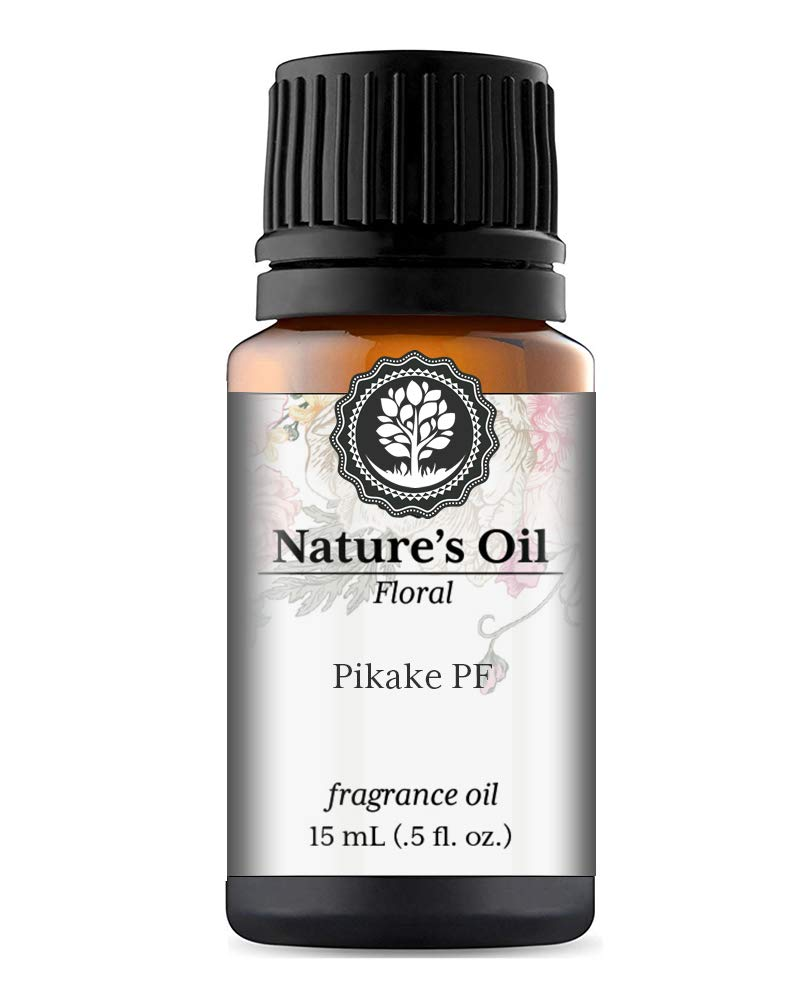 Pikake PF Fragrance Oil (15ml) For Diffusers, Soap Making, Candles, Lotion, Home Scents, Linen Spray, Bath Bombs, Slime