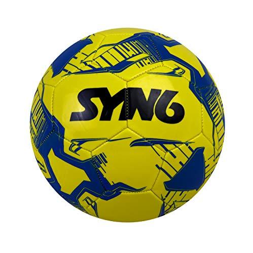SYN6 Super Glossy PVC Size 5 Football  SS2000M