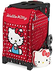 ZÜCA Sport Hello Kitty Labor of Love Rolling Bag