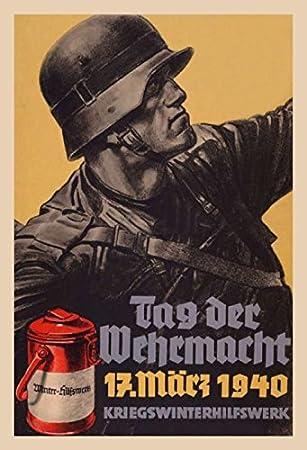 Metallschild Wanddeko 20x30 tin sign Rakete Blechschild V2 Peenemünde 1942
