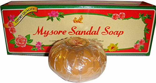 Mysore-Sandalwood-Soap-150g-Double-Size-Pack-of-3
