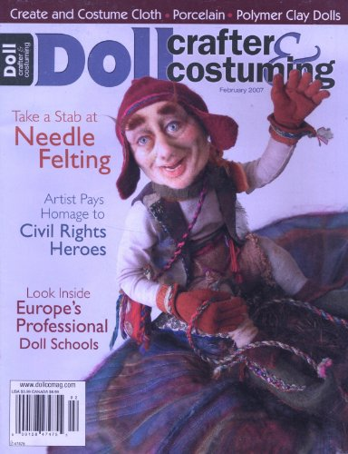 Doll Crafter and Costuming February 2007