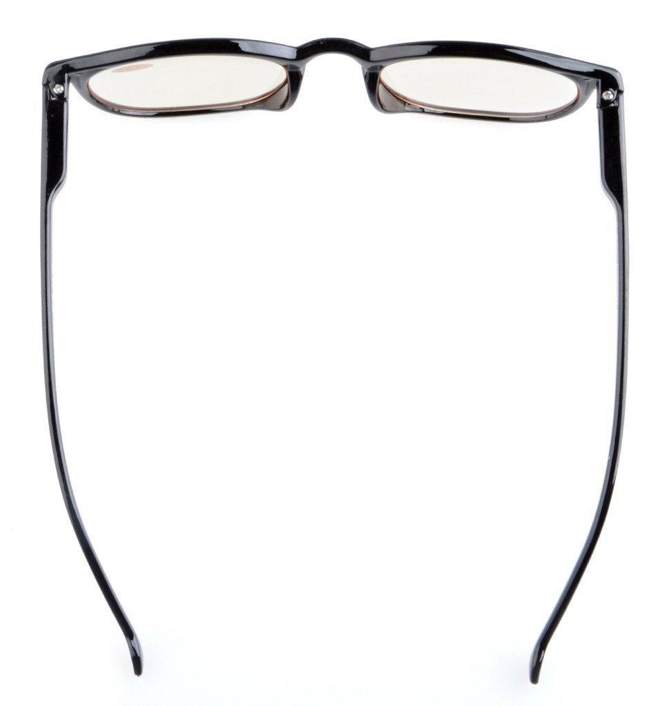 Reduce-EyestrainAnti-Blue-RaysUV-ProtectionUnisex-Computer-Reading-Glasses