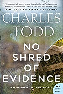 No Shred Of Evidence by Charles Todd ebook deal