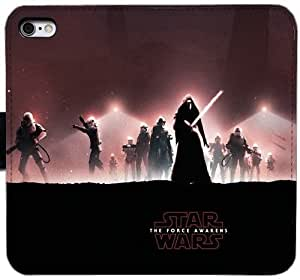 Generic Custom Flip Wallet Case,Star Wars The Force Awakens Kylo Ren Leather Case for iPhone 5 5S SE Black S-45133854