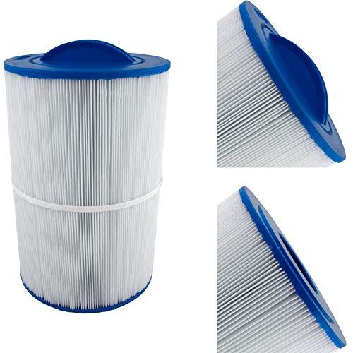 Filbur FC-3963 Antimicrobial Replacement Filter Cartridge for Caldera 50 Pool and Spa ()