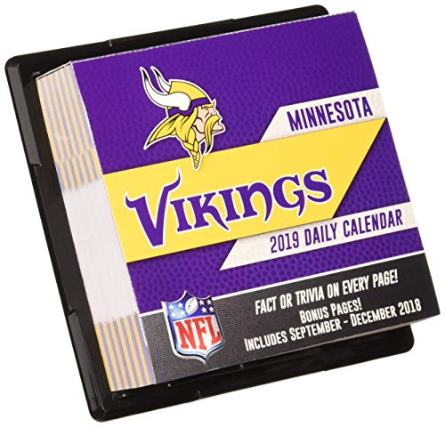 Minnesota Vikings 2019 calendario