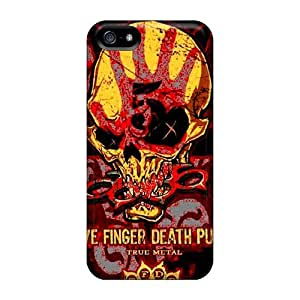 Shockproof Cell-phone Hard Covers For Iphone 5/5s With Custom High Resolution Ffdp Skin JasonPelletier hjbrhga1544