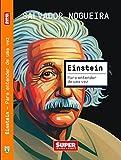 capa de Para Entender de Uma Vez. Einstein