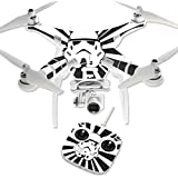 MightySkins Protective Vinyl Skin Decal for DJI Phantom 3 Standard Quadcopter Drone wrap cover sticker skins Star Rays