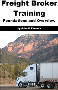 Freight Broker Training Foundations Executive ebook product image