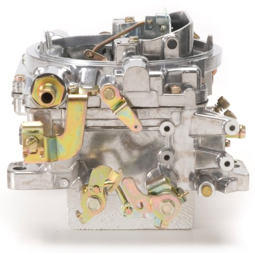 Edelbrock 1405 Performer 600 CFM Square Bore 4-Barrel Air Valve Secondary Manual Choke New (Delivery Truck Pedal Car)