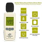 Decibel Meter 30-130 dB Sound Meter Noise Meter
