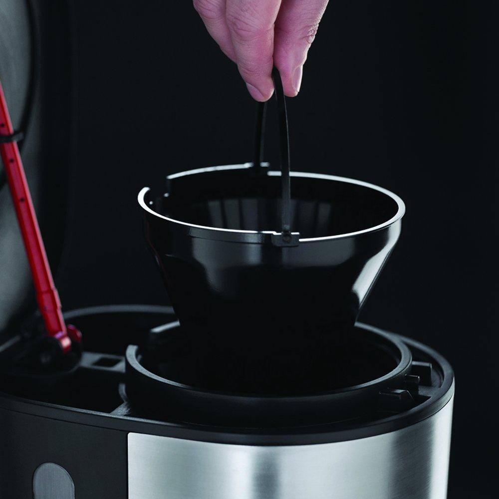 Russell Hobbs 20130-56 Oxford - Cafetera de filtro, jarra de ...