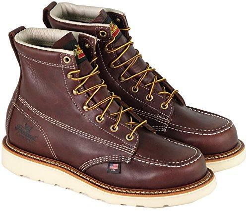 Thorogood-Mens-American-Heritage-6-Moc-Toe-MAXwear-Wedge-Non-Safety-Toe-Boot