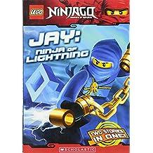 LEGO Ninjago: Jay: Ninja of Lightning