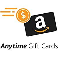Amazon Anytime Gift Card: Load an Amount