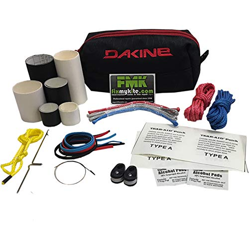 FixMyKite.com ER Fix Kite Repair Kit for Kiteboarding, Kitesurfing Kite by Fixmykite
