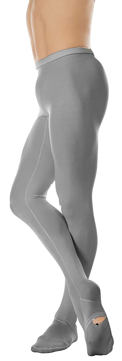 a2545e52f5605 Amazon.com: Body Wrappers Men's Seamless Convertible Dance Tight - M92:  Clothing