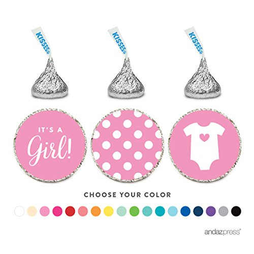 baby shower food tags - 1