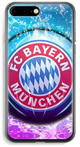 Inspired by Bayern silicone iPhone case Bayern phone silicone case 7 plus iPhone X iPhone XR iPhone XS Max iPhone 8 iPhone 6 cover 6s 5 5s se slim silicone case for Apple iPhone FC UEFA poster