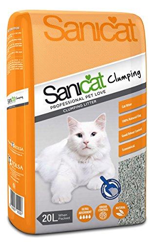 Sophisticat Tidycat Clumping Cat Litter 20ltr x 2 ()