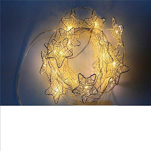 Zalaxie lic Star String Light With (Solar Str Light)