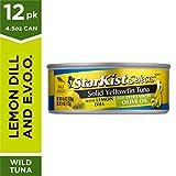 StarKist E.V.O.O. Solid Yellowfin Tuna with Lemon