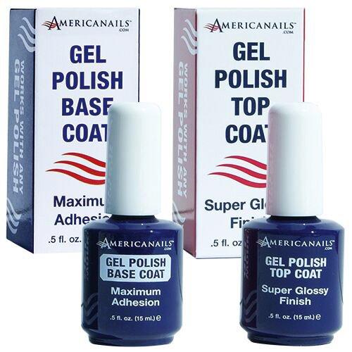 Best Nail Top & Base Coats