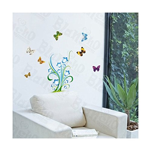 Wonderland - Wall Decals Stickers Appliques Home Decor Blancho Bedding