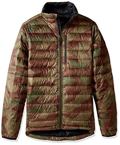 Burton Evergreen Lightweight Insulator Jacket, Splinter Camo, Medium ()