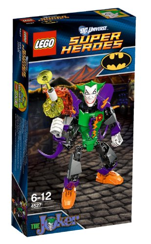 Lego Super Heroes 4527: The (Lego City Costumes)