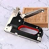 Upholstery Staple Gun Heavy Duty, 3 in 1 Stapler