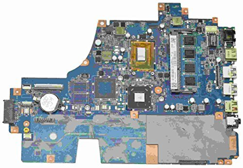 Sony Replacement Cpu (A1946145A Sony SVF15 SVF15A16CXB Laptop Motherboard w/ Intel i7-3537U 2.0GHz CPU)