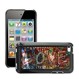 Print Motif Coque de protection Case Cover // V00002312 Pintada // Apple ipod Touch 4 4G 4th