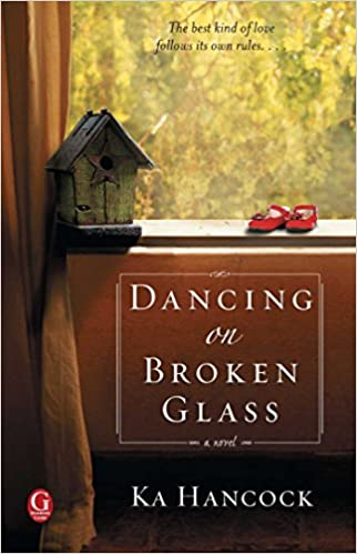 Book Dancing on Broken Glass