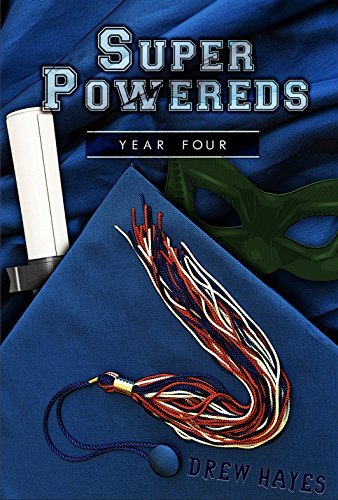 Super Powereds: Year 4 cover