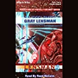Gray Lensmen by E.E. Doc Smith, (The Lensman Series, Book 4) from Books In Motion.com