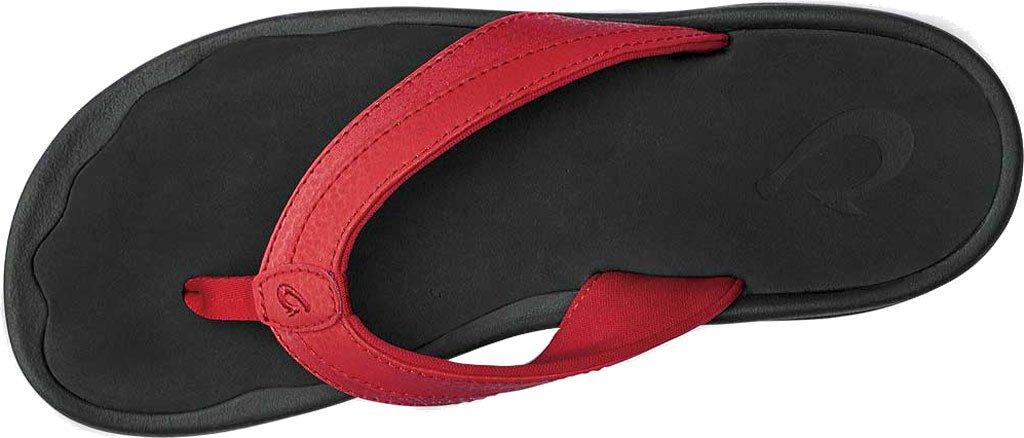 OluKai Ohana B01HH8OE90 11 B(M) US|Ohia Red/Black
