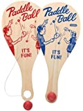 Paddle Ball Game