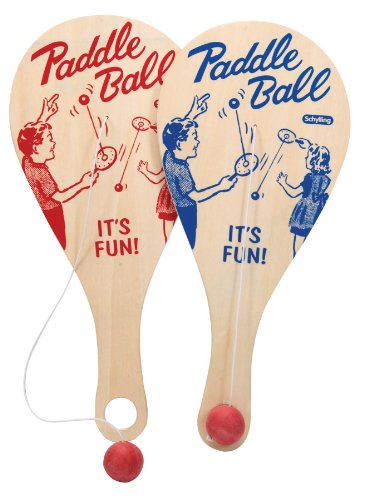 Paddle Ball Game (Game Table Plywood)