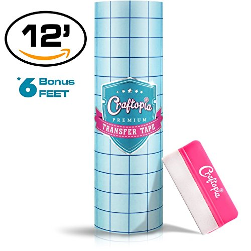 Vinyl Transfer Paper Tape Roll 12