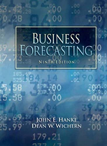 amazon com business forecasting 9th edition 9780132301206 john rh amazon com Financial Forecasting Process Forecasting Techniques in Business