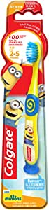 Colgate Kids Toothbrush, Minion (2-5 Years), 1 count