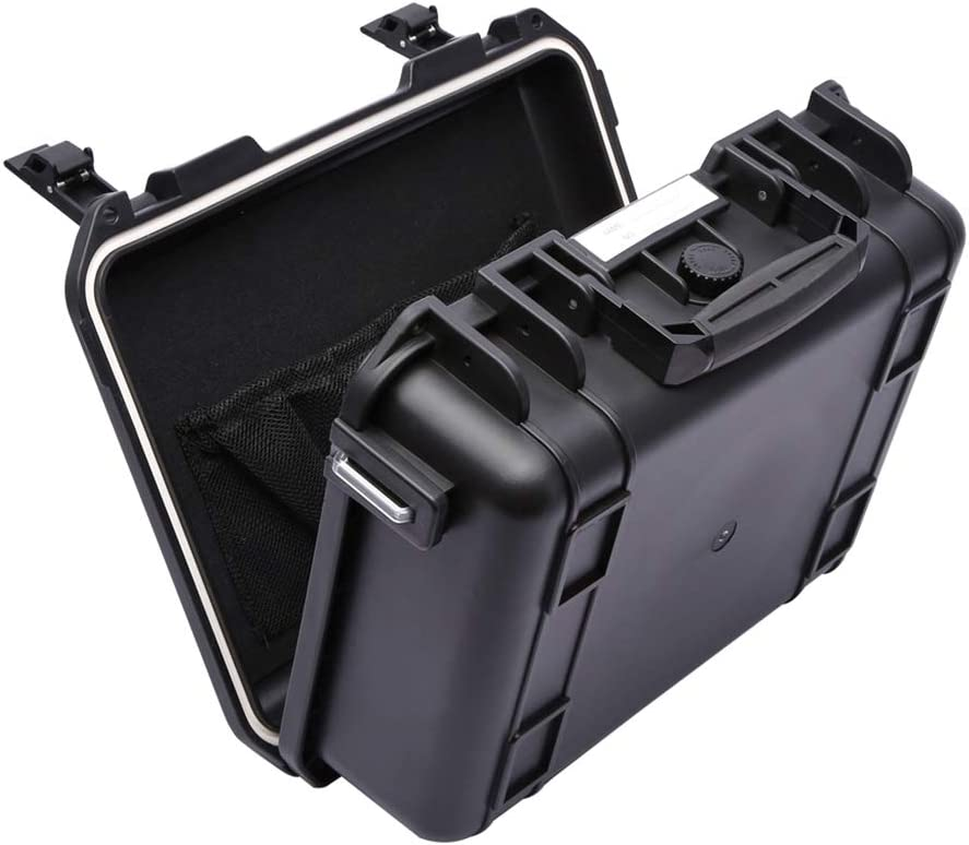 Drone Storage Bag Waterproof Hard Shell Carrying Case Storage Bag Cover Compatible with X8SE Camera Drones Accessories