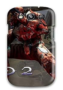 Premium Durable Halo 2 Hd Fashion Tpu Galaxy S3 Protective Case Cover