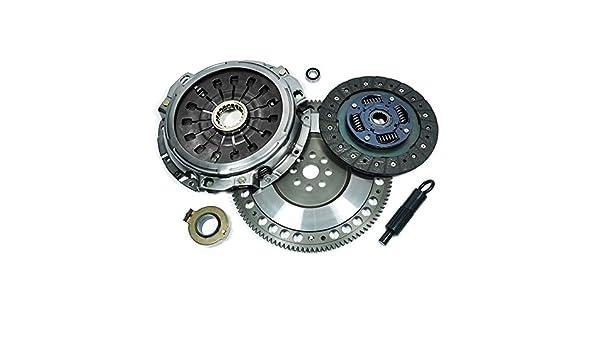 EFT HD Kit de embrague + cromo-molibdeno volante Supra Soarer SC300 1jzgte 2jzgte R154 Swap: Amazon.es: Coche y moto