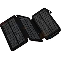 Solar Charger 24000mAh,WBPINE Solar Powe...